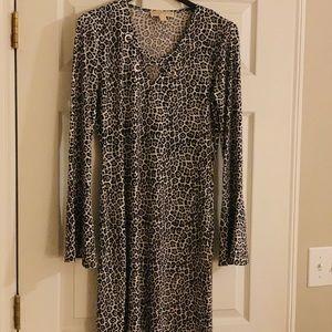 Michael Kors Cheetah Dress